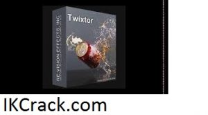 Twixtor Pro 7.4.1 Crack + Activation Key Full Version 2021